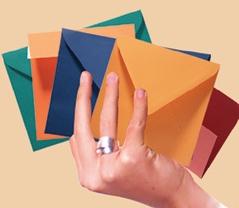 ARTOZ 1001 - Handvoll Briefhüllen