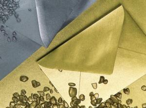 Artoz Dorato envelopes